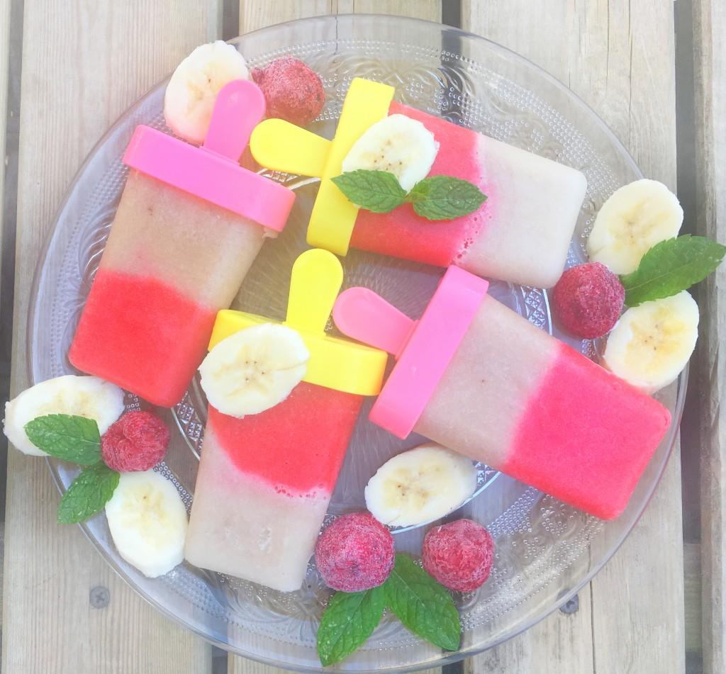 zelfgemaakte ijsjes - ijsje zelf maken - vegan ijs maken - www.puursuzanne.nl