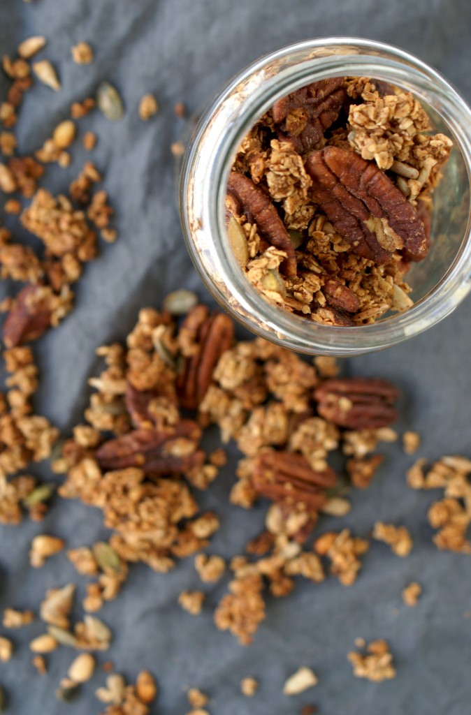 Granola - www.puursuzanne.nl