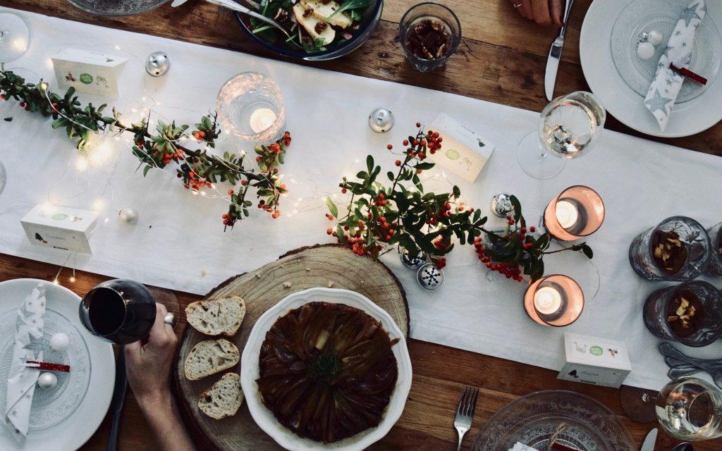Tips voor een sfeervolle kersttafel