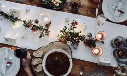 Een kerst zonder stress + toffe winactie voor een kerstkookworkshop
