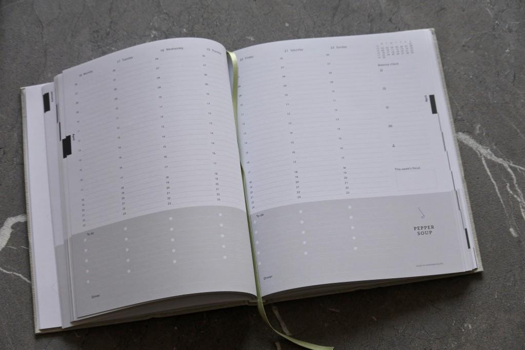 Planner - www.puursuzanne.nl