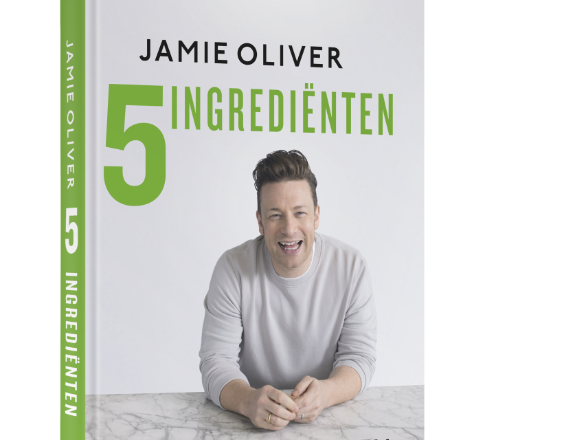 Snel en simpel koken met 5 ingredienten – Jamie Oliver