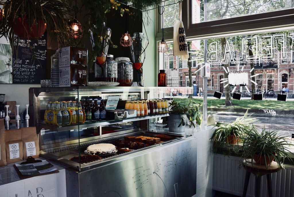 Coffeelab - www.puursuzanne.nl