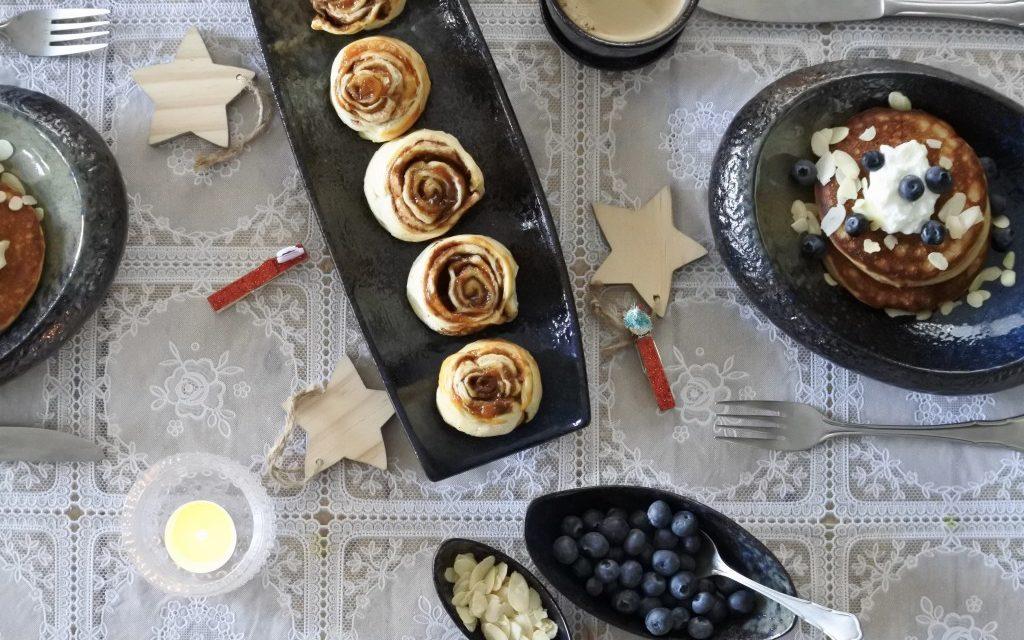 Tips voor het kerstontbijt