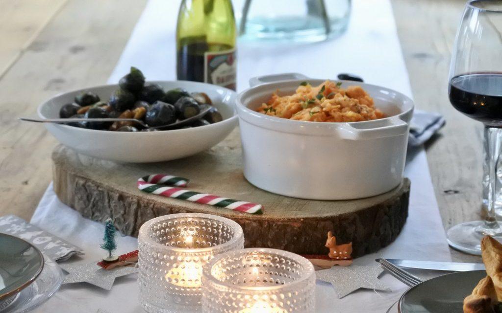 5x vegetarische kerst bijgerechten
