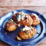 Hasselback potatoes van Jamie Oliver