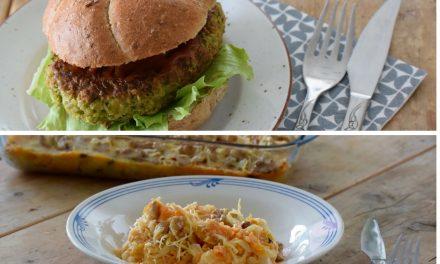 Vegetarisch weekmenu #7 – gezonde start nieuwe jaar