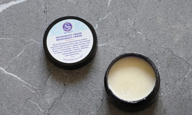 Review: Soapwalla deodorant