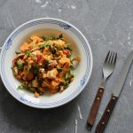 Vegetarisch weekmenu 9