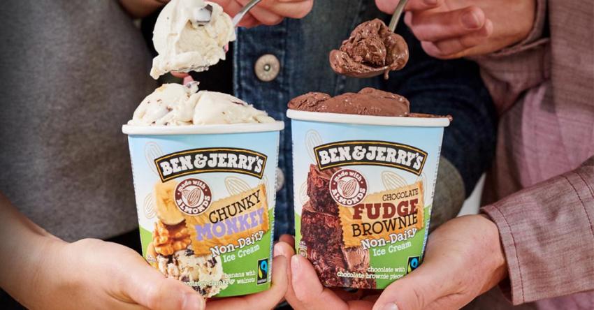 Ben & Jerry - vegan ijs - lactosevrij ijs - puur suzanne