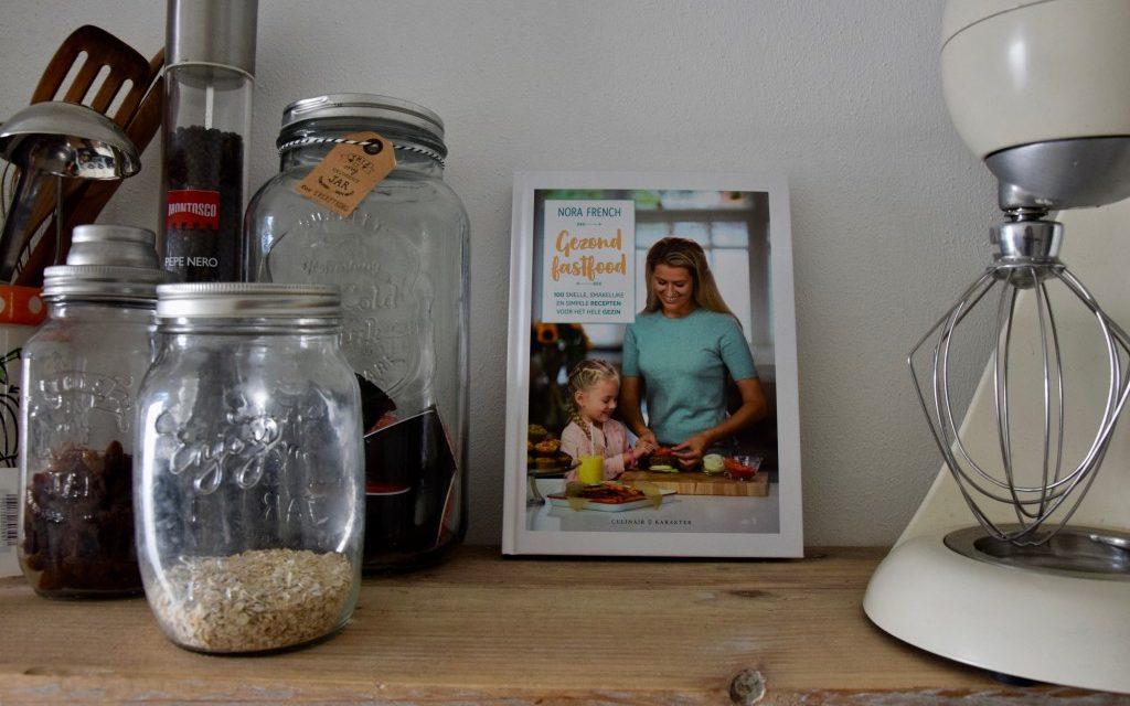 Kookboek – Gezond Fastfood