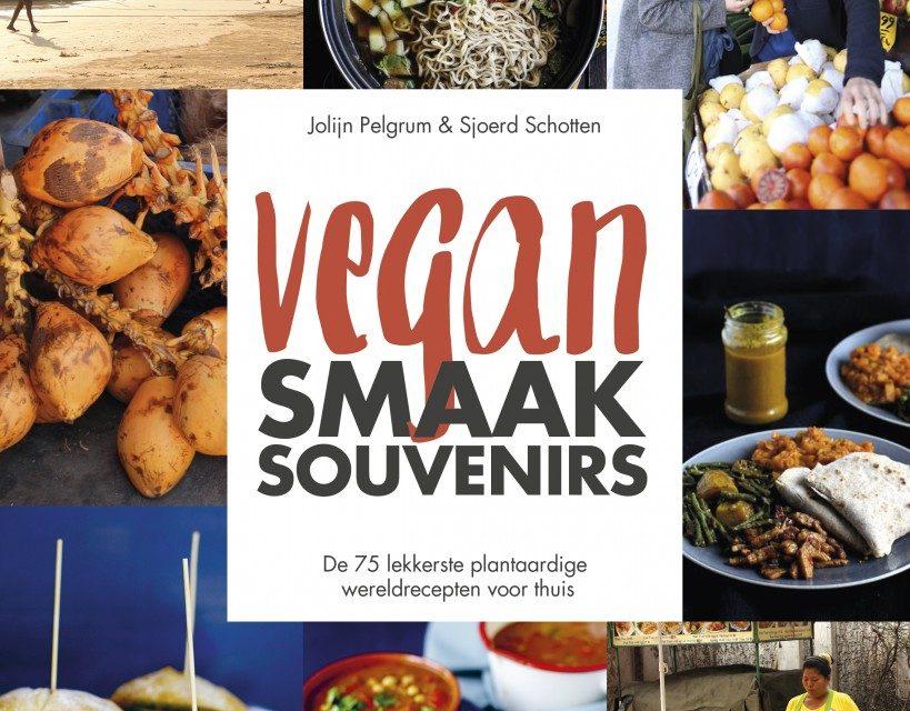 Kookboek: Vegan smaaksouvenirs