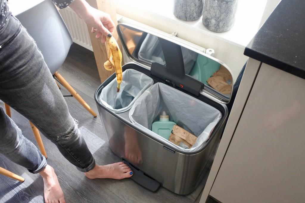 Afval scheiden - www.puursuzanne.nl