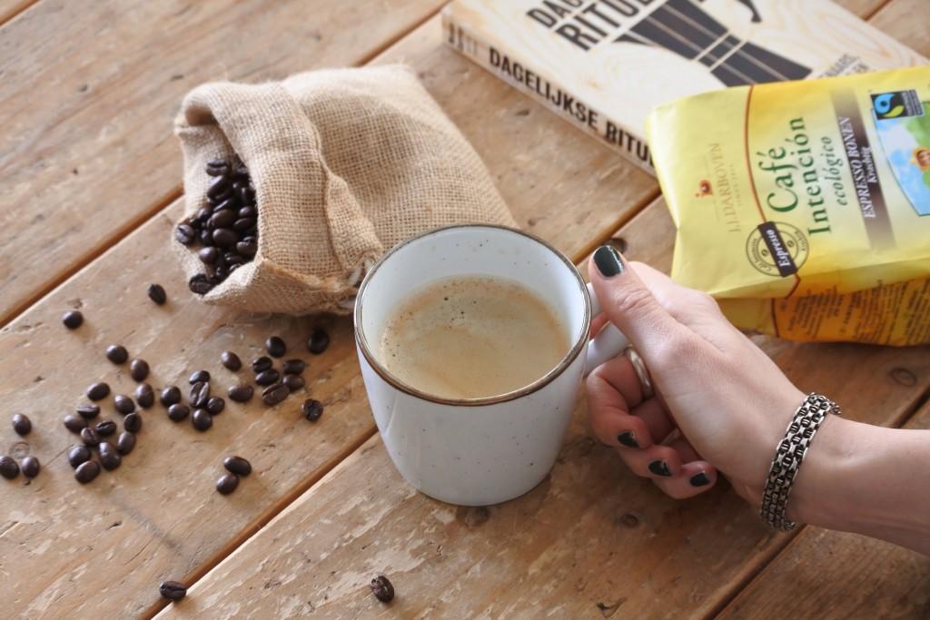 Goede koffie - www.puursuzanne.nl