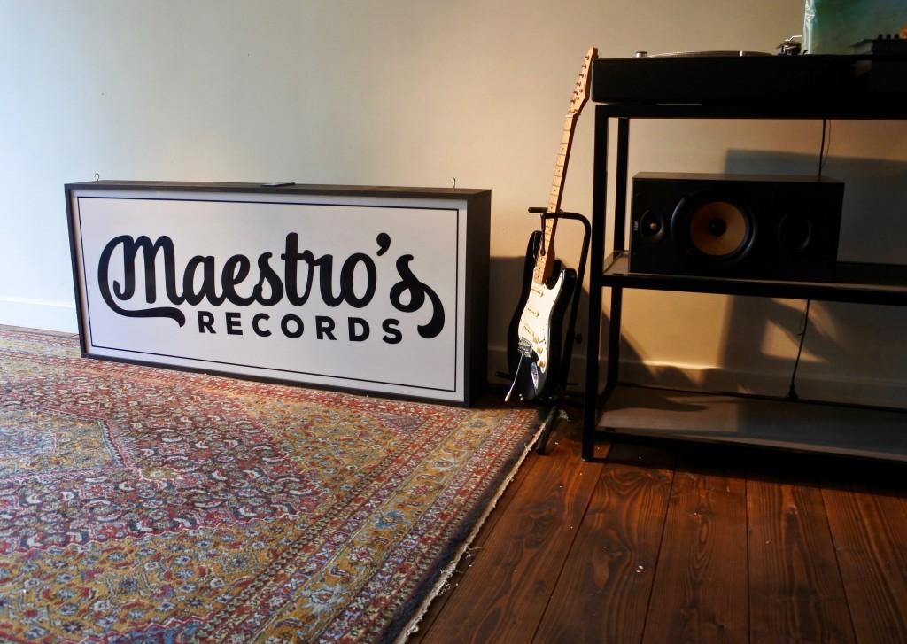 Maestro's Recordcafé - www.puursuzanne.nl