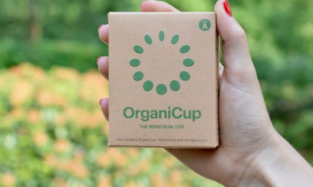 Review: Menstruatiecup – Organicup