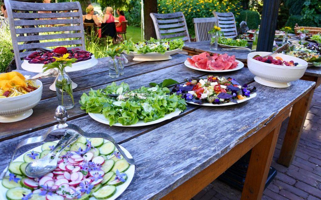 Eten in de Boergondische Tuijn – Sint Anthonis