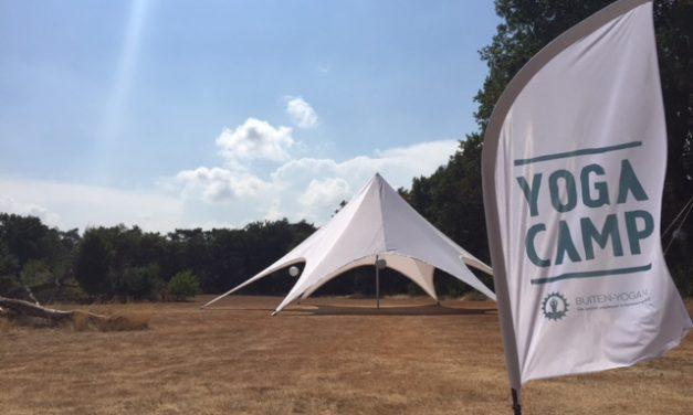 YogaCamp – op Natuurcamping de Lemeler Esch