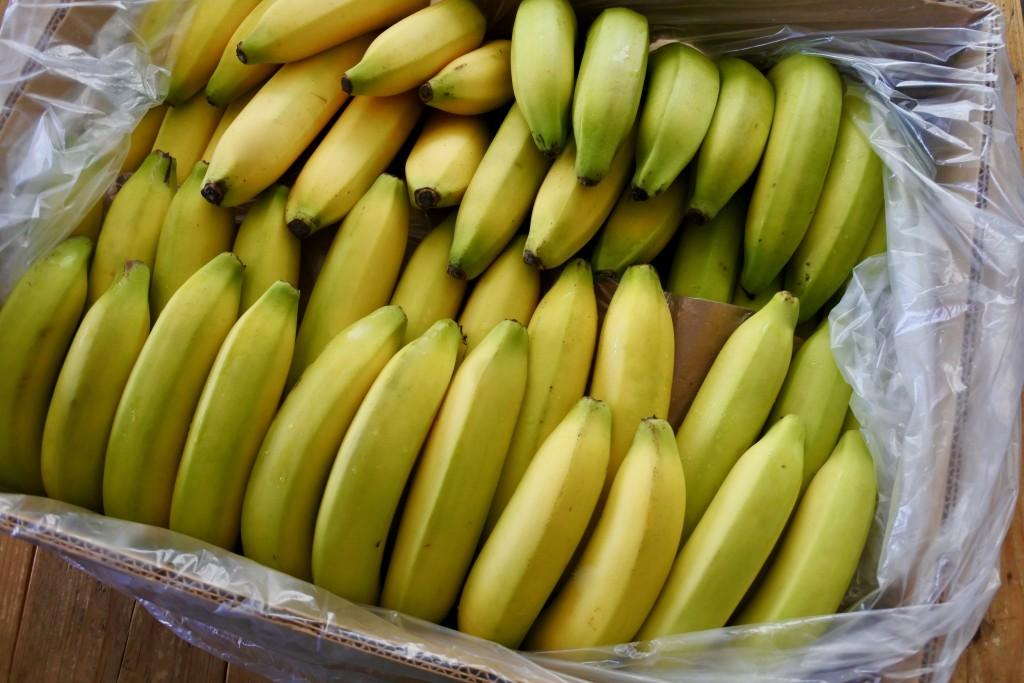 Bananen - www.puursuzanne.nl