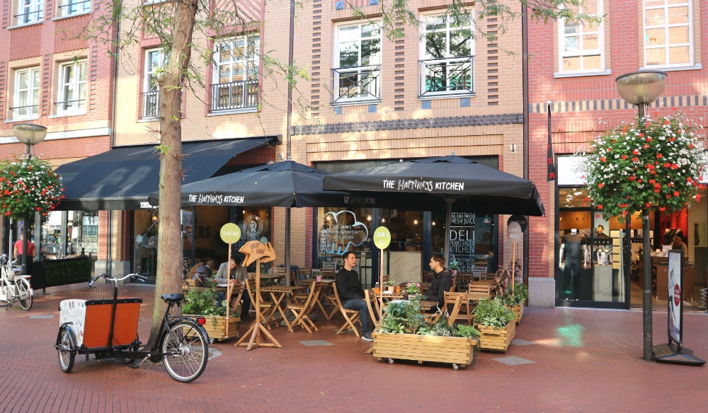 3 vegan friendly hotspots in Brabant