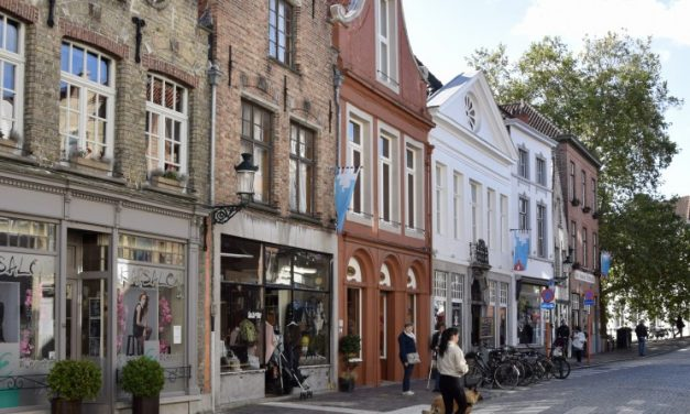 Vegetarische hotspots Brugge
