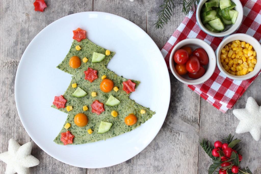 Diy Kerst Groentepannenkoek Voor Kinderen Puur Suzanne Food