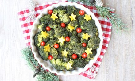 Kerst-frittata met broccoli