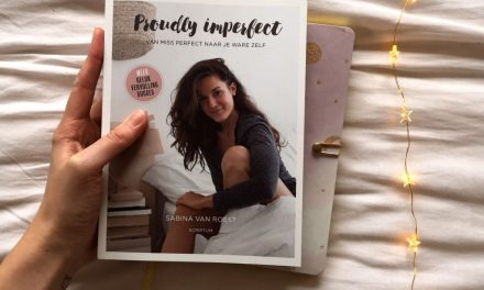 Boekreview: Proudly Imperfect