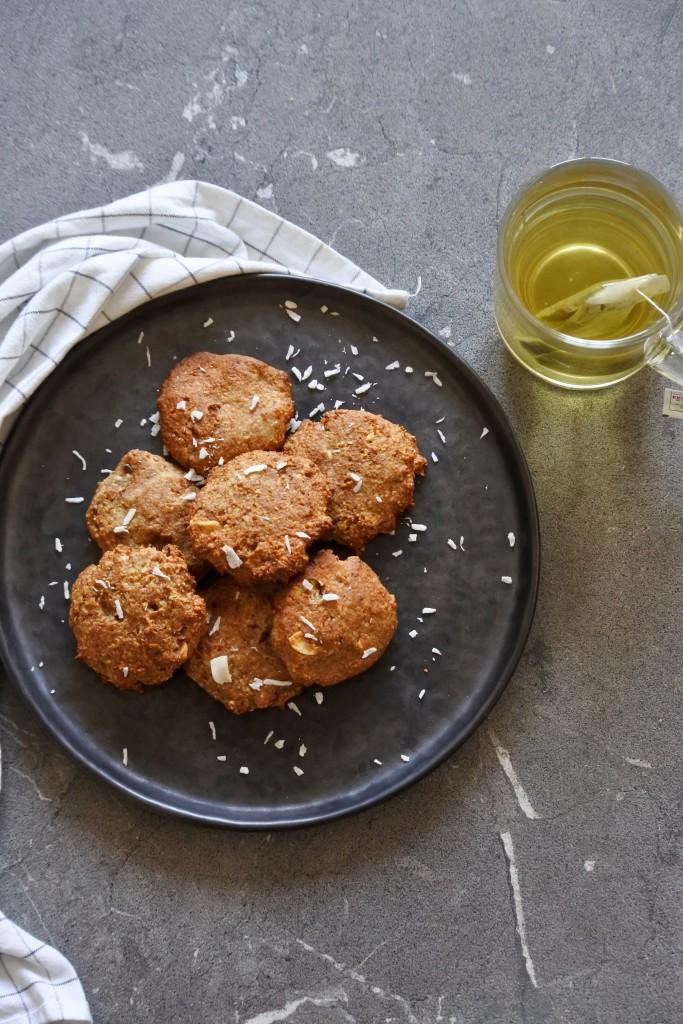 Vegan koekjes - www.puursuzanne.nl