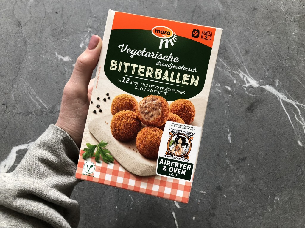 Vegetarische bitterballen - www.puursuzanne.nl