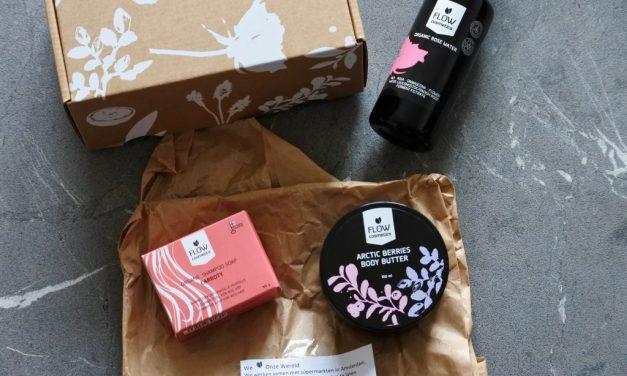 Review: producten van Flow Cosmetics