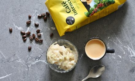 Fairtrade week + recept: Vegan affogato