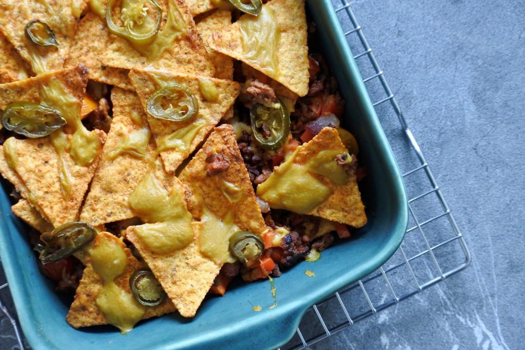 Vegan nacho | nacho schotel | vegan snack | Puur Suzanne