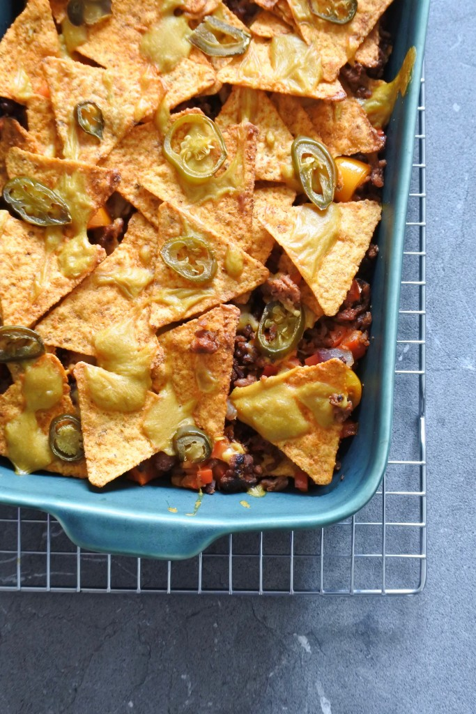 Vegan tortilla schotel - www.puursuzanne.nl