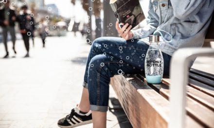 Nieuw: My Only Bottle van SodaStream