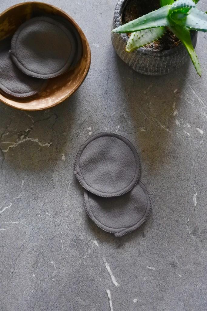 Wasbare wattenschijfjes