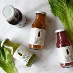 Goed voor jezelf zorgen met biologische groentesap