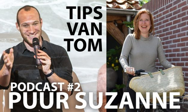 Te gast in de Tips van Tom Podcast