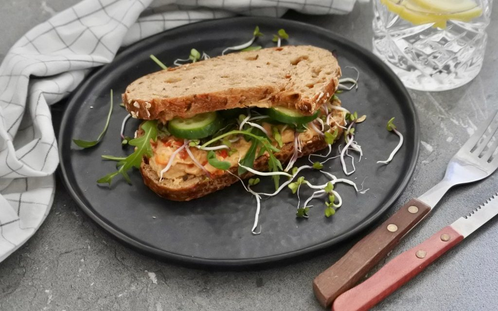 Vegan brood inspiratie