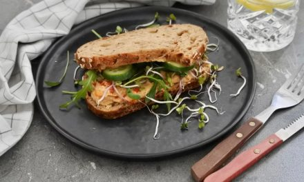 Vegan brood inspiratie