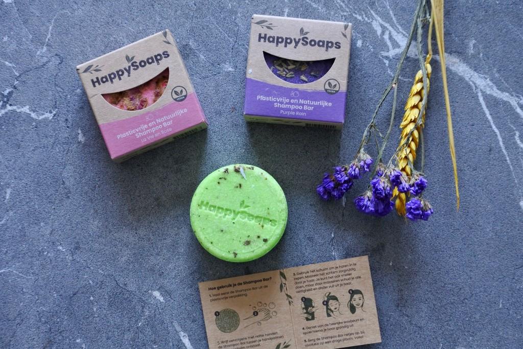 Shampoobars - duurzaam - natuurlijke shampoo - www.puursuzanne.nl