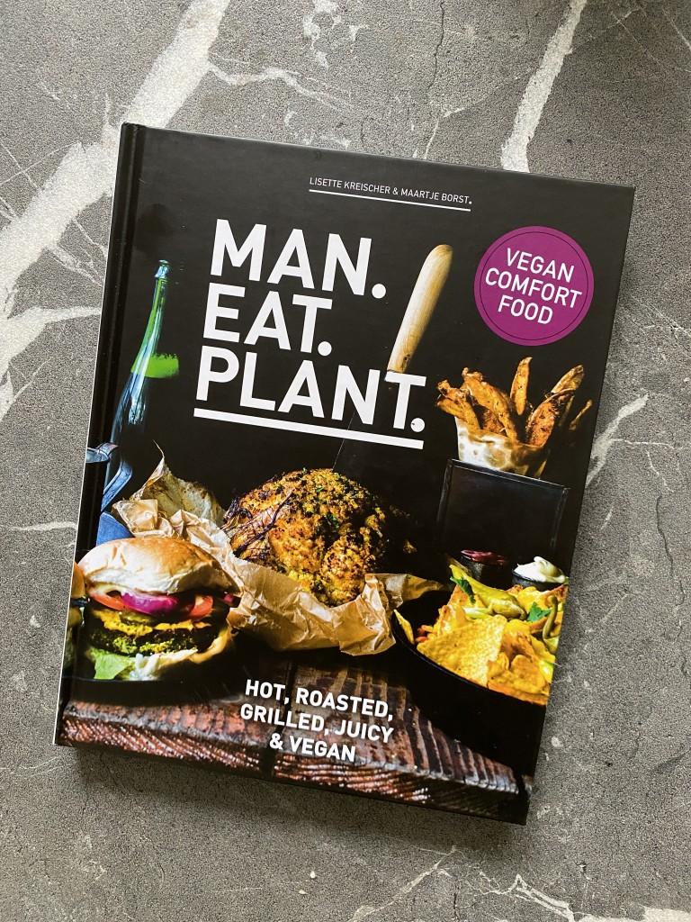 Man Eat Plant