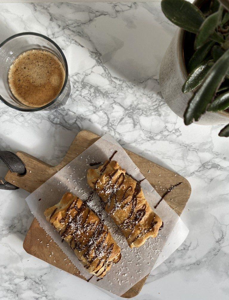 Vegan Chocolade broodjes | Ontbijt | vegan breakfast | Coffee | Puur Suzanne