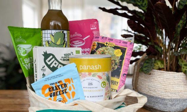 Duurzaam eten met Good Case