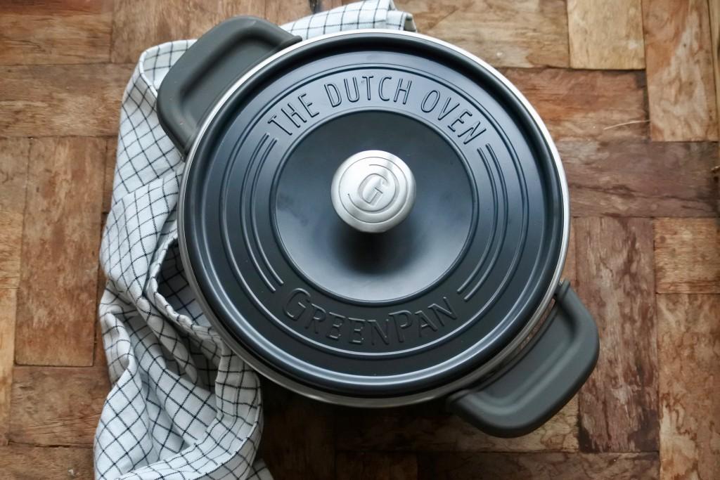 Vega stoofpot | green pan | PFAS vrij | duurzame pannen | Puur Suzanne