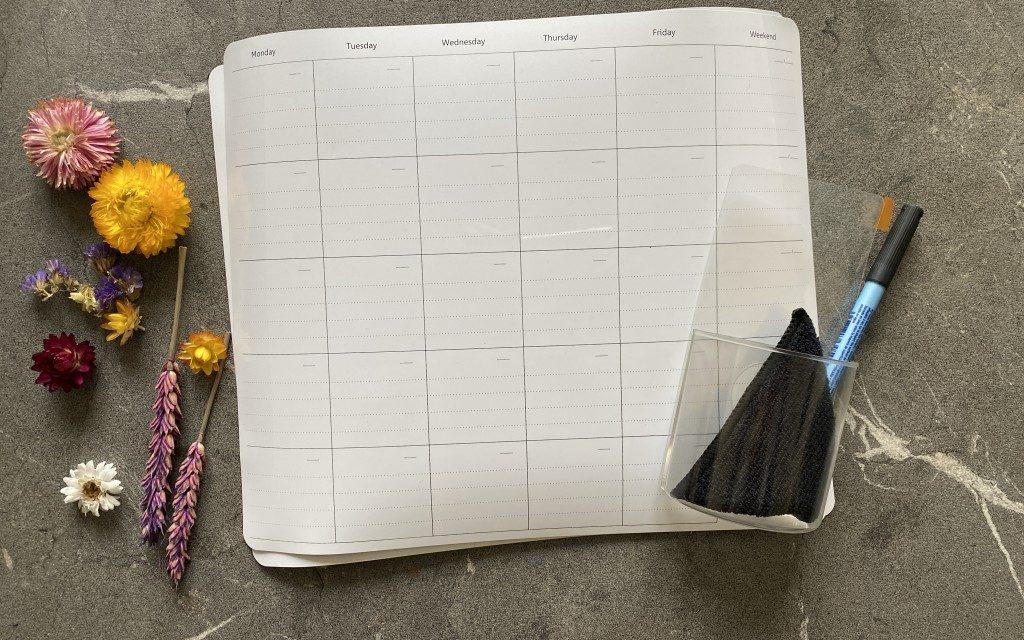 Sticky Whiteboard van Greenstory