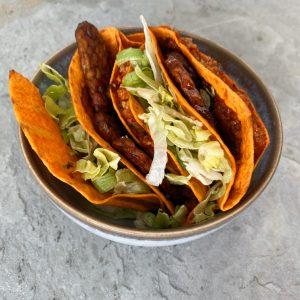 Wraps met tempeh | tiktok wrap | vegan lunch | vega & vegan broodbeleg | puur Suzanne